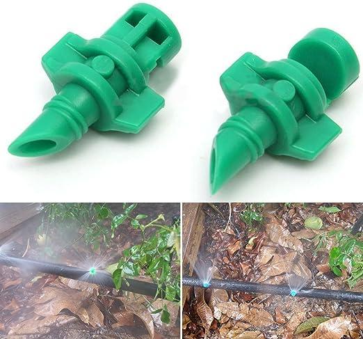 Sistema de riego con boquilla aspersor nebulizador rociador para ...