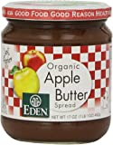 Eden, Apple Butter, 17 oz