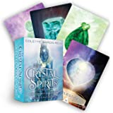 Crystal Spirits Oracle: A 58-Card Deck and Guidebook