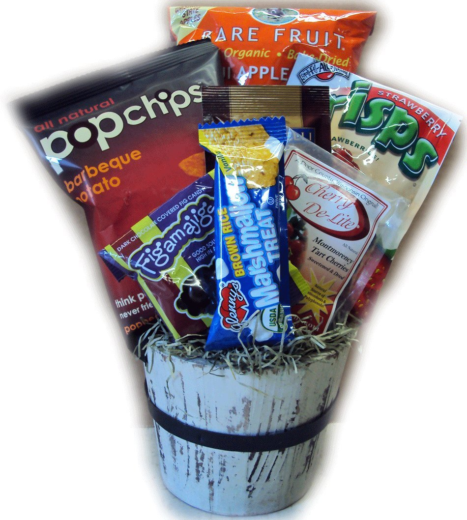 Kosher Kids Healthy Gift Basket by Well Baskets by Well Baskets
