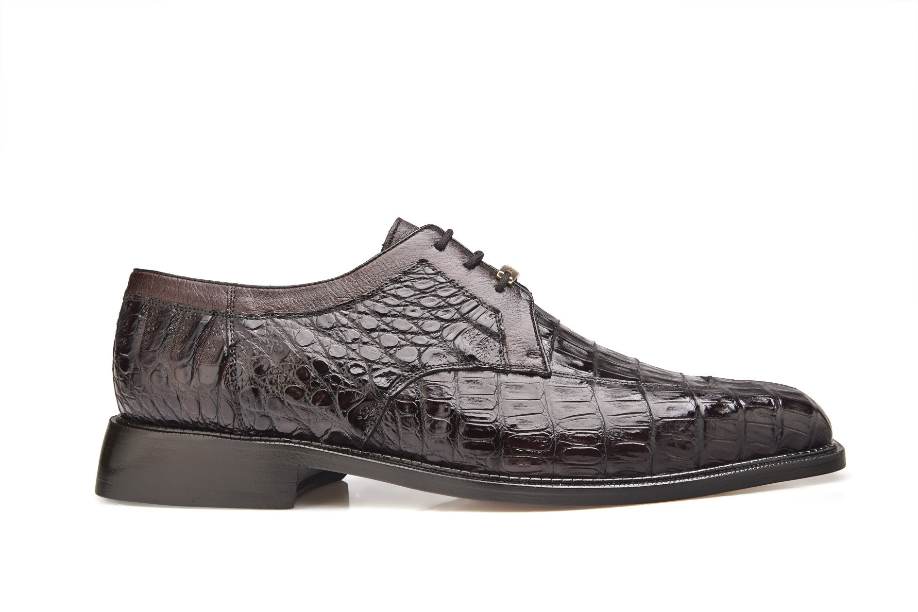 Belvedere Men's Susa Exotic Shoes (10.5M, Brown)