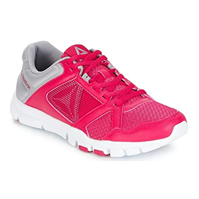 8cb42cc9fbbdf3 Reebok Girls  Yourflex Trainette 10 Mt Fitness Shoes