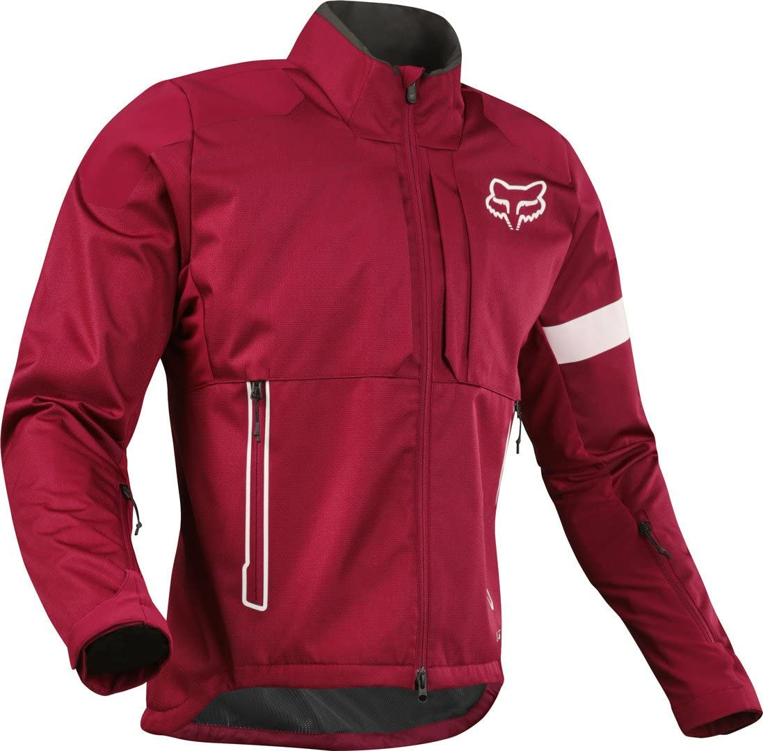 Fox Racing Legion Offroad Jacket-Dark Red-2XL 17678-208