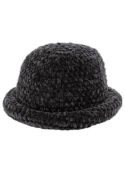 276ca7d221f Carol Wright Gifts Roll-Brim Chenille Hat