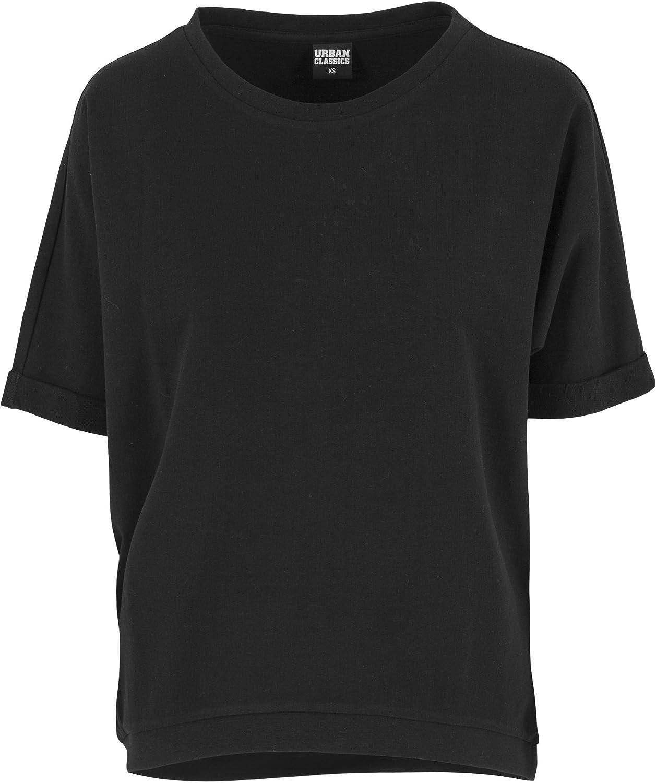 Urban Classics TB1052 - Camiseta de manga corta para mujer