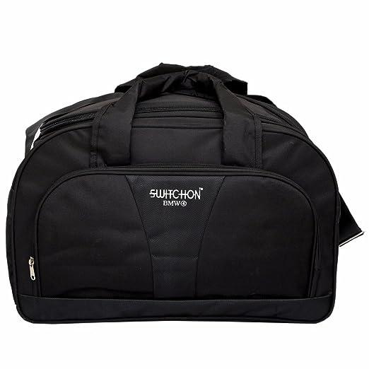 Kuber Industries trade; Large Travel Duffle Luggage Bag, Shoulder Bag, Weekender Bag with Inner Pocket  KI19065 Travel Duffles