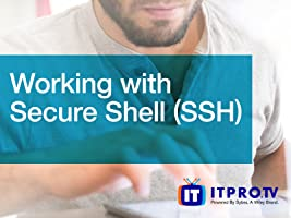 Working with Secure Shell (SSH)