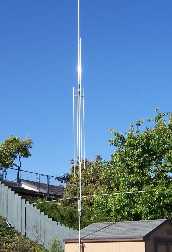 Antena Eagle DX 6 Banda Multiband DX Antena para 40/20/17/15 ...