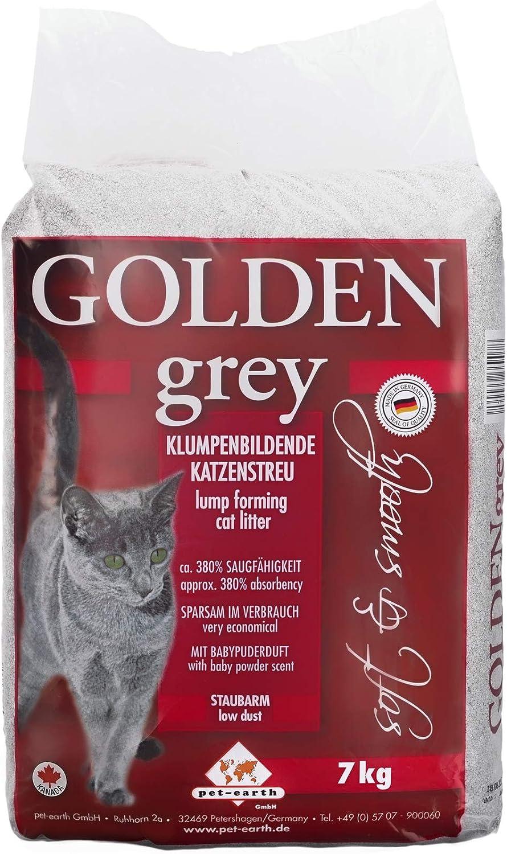 Cominter Animal Health Arena Aglomerante Golden Grey 7Kg 7000 g