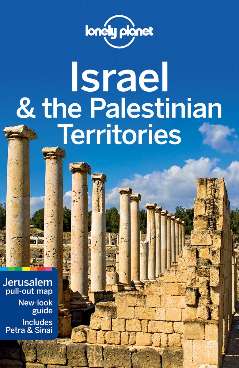 Lonely Planet Israel Palestinian Territories
