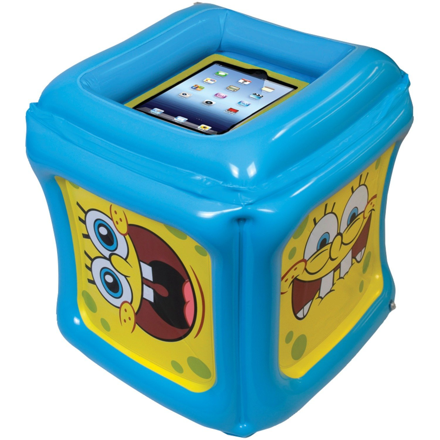 SpongeBob SquarePants Inflatable Play Cube for iPad/iPad 2/The new iPad with App Included