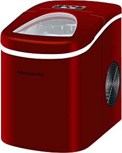 Frigidaire-EFIC108-RED-Compact-Ice-Maker