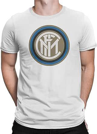 White Round Neck T-Shirt For Men