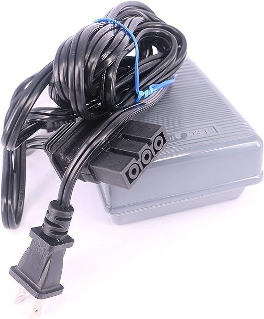 AXIS J00360051 - Pedal de control de pies para máquina de coser Bernina, Brother, Babylock, Riccar y Viking: Tomsewing: Amazon.es: Hogar