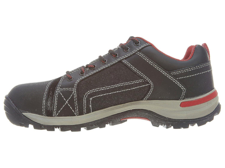 7cde9e4d452 Wolverine W10241 Chisel Low Black Men's Work Boots Size 8.5M : UK ...