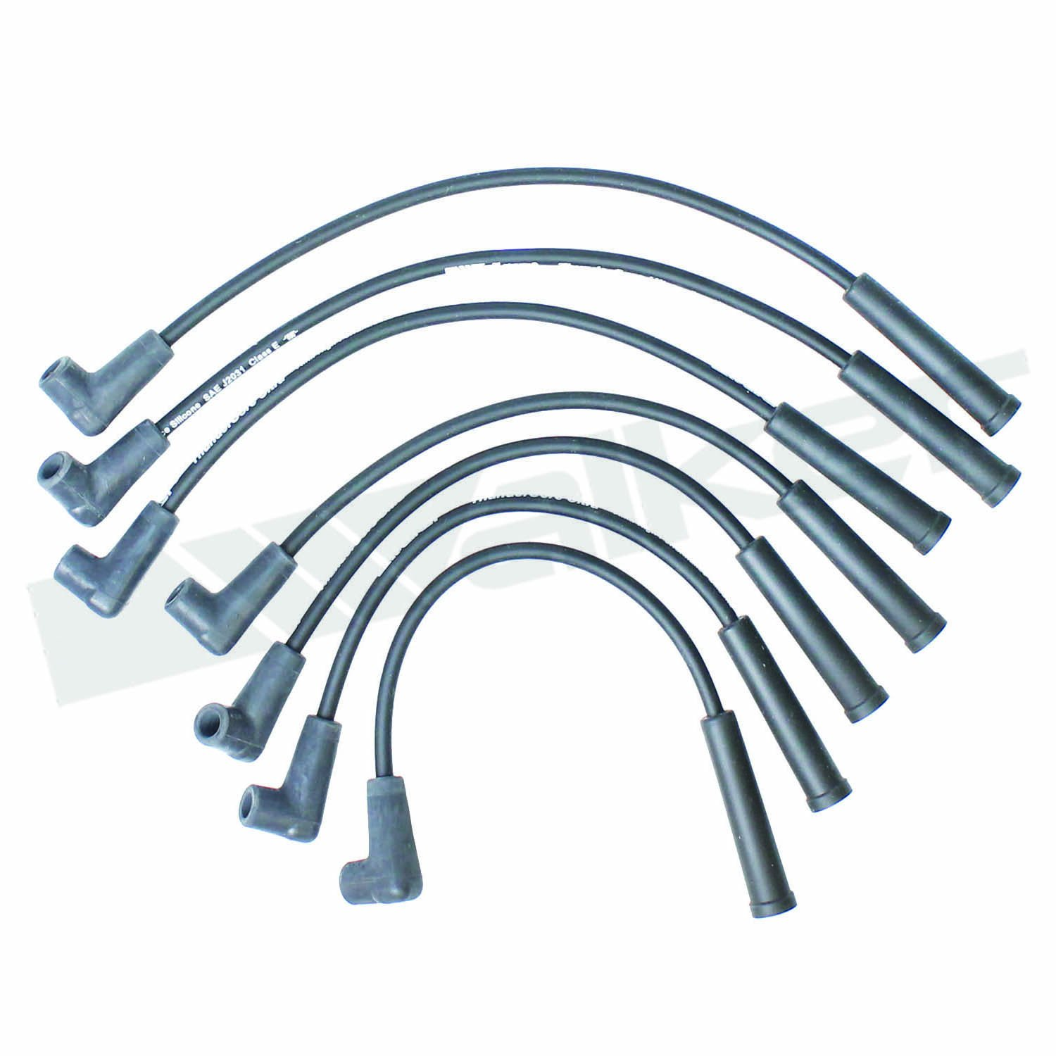 Walker Products 900-1351 Thundercore Ultra Spark Plug Wire Set