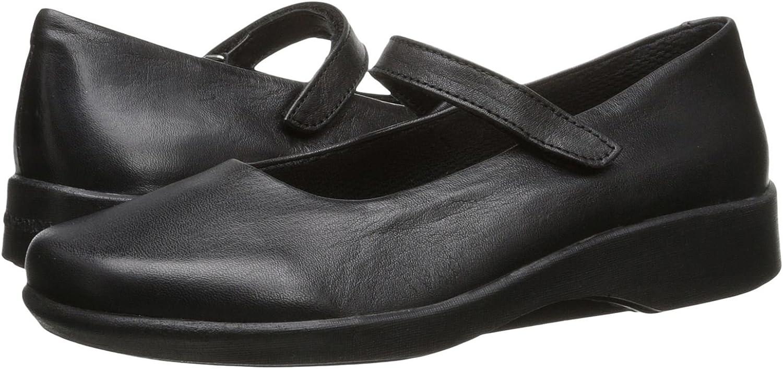6 UK 39 EU 8 US Arcopedico 7151 Scala 7151-01 BLK Womens Shoes Black