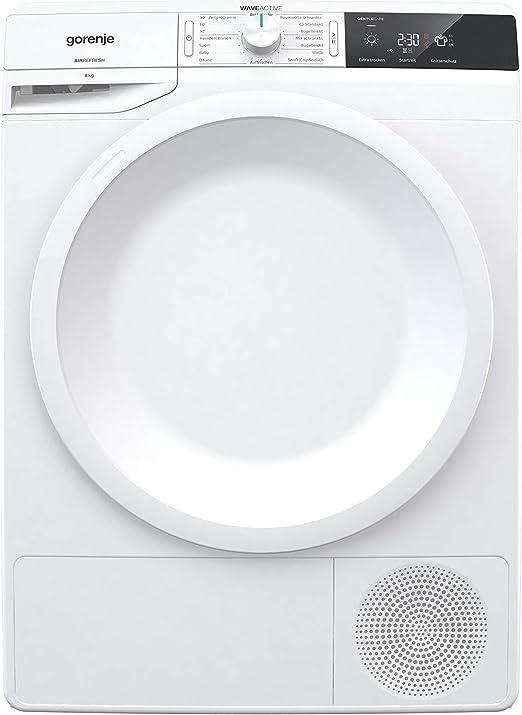 8 kilograms Gorenje D8SP4B W/äschetrockner//B