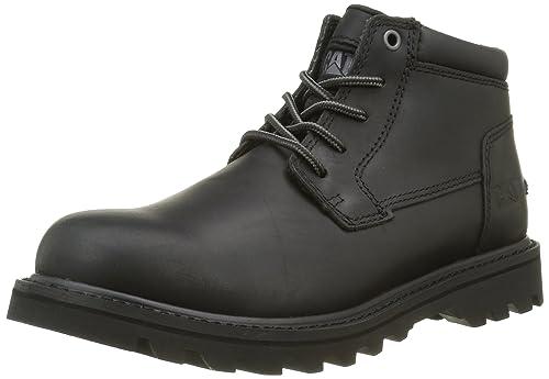 Cat Men Doubleday Short Boots, Black (Black), 6 UK 40 EU