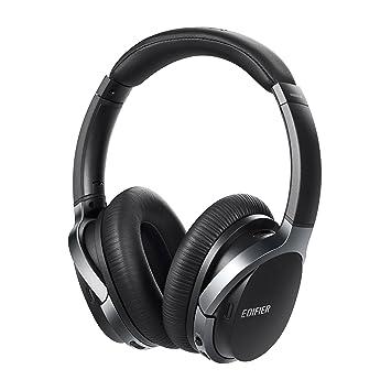 Edifier W860NB - Auriculares de Diadema con Bluetooth aptX con Cancelación de Ruido Activa, con Smart Touch: Amazon.es: Electrónica