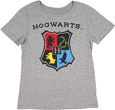 HARRY POTTER Camiseta para ni/ñas Hogwarts