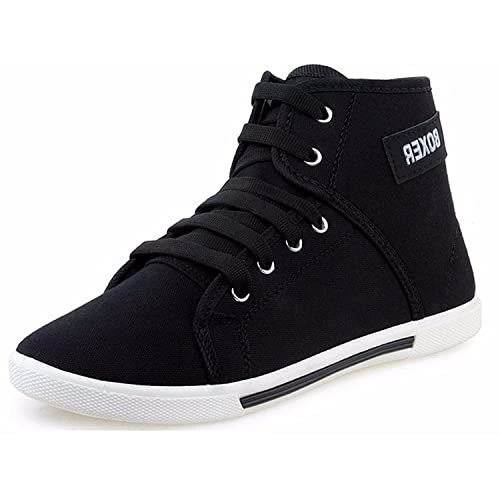 e545b5a5b Birde Shoes Designer Sneaker Shoes for Men Casual Shoes for Boys and Men  Blue  Buy Online at Low Prices in India - Amazon.in