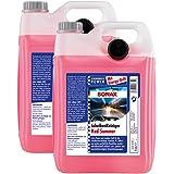 SONAX 2X 02665000 ScheibenReiniger gebrauchsfertig Red Summer Energy 5L