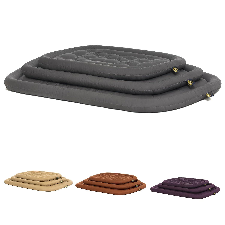 Dalstra cani cuscino grande made in Germany nel tutto 90 °C lavabile facile da pulire Robust ortopedico diverse misure e colorei
