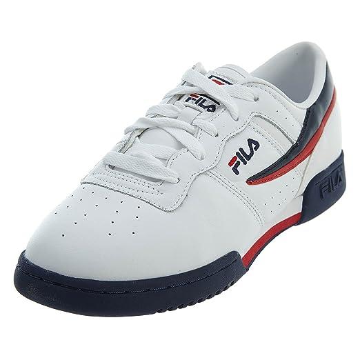 956aa9880a80b Fila Unisex Original Fitness Sneaker, Kids