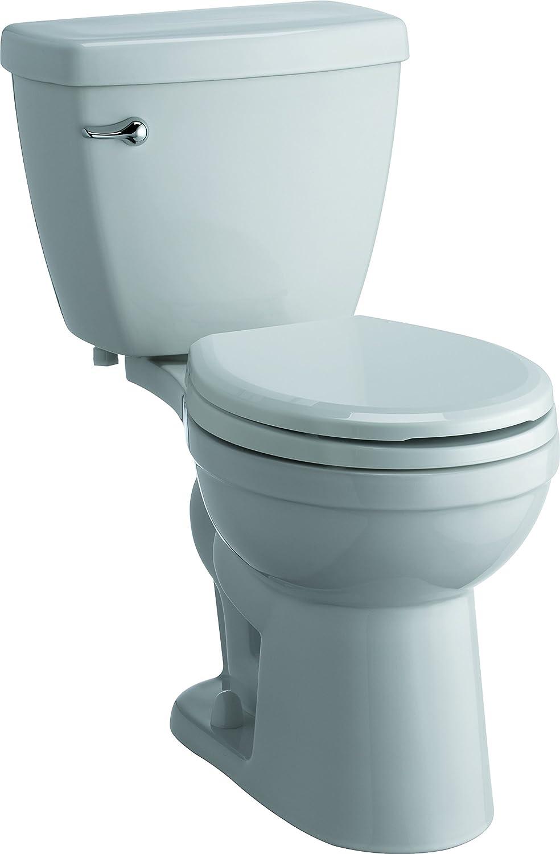 Delta Faucet C21905-WH Haywood Toilet Bowl, White - - Amazon.com