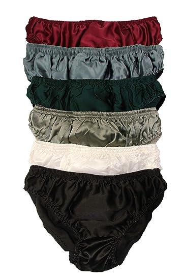 c29b96c9c3 Paradise Silk Men Pure Silk Briefs 6 Pairs in One Economic Pack  Amazon.co.uk   Clothing