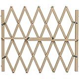 Nordlinger Pro 742004 Press'Fix Barriere animaux en bois extensible à pression