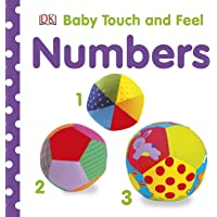 Baby Touch And Feel: Numbers^Baby Touch And Feel: Numbers
