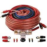 DB Link X-Treme Series XK4Z 4-Gauge s Amplifier Installation Kit