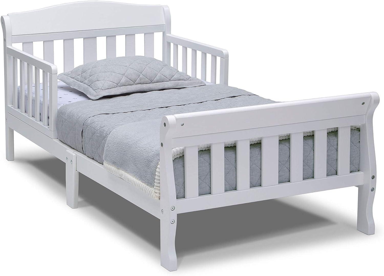 Delta Children Canton Toddler Bed White Amazon Ca Baby