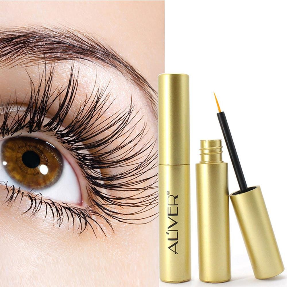EyeLash Rapid Growth Liquid, Lotus.flower Most Effective Asia's Eyelash Growth Serum Oil Natural Extract