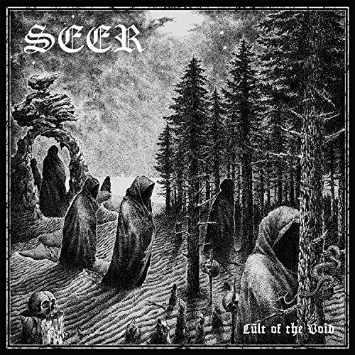 Seer - Vol III And IV Cult Of The Void - CD - FLAC - 2017 - mwnd Download