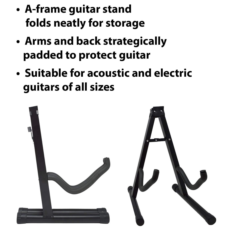 Amazon.com: Kit de accesorios para guitarra – soporte ...