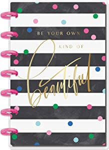 ME & MY BIG IDEAS HAPPY PLANNER NOTEBK BE YOUR, Be Your Own Beautiful