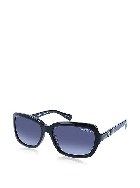 Max Mara Gafas de Sol HOLLY II_807 (57 mm) Negro: Amazon.es ...