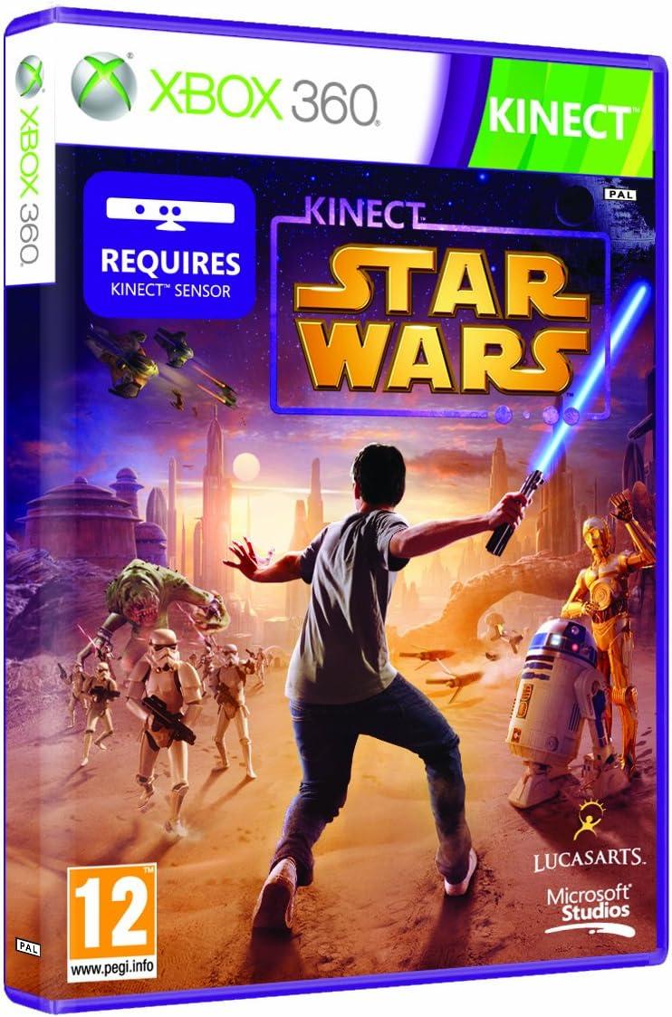 Kinect Star Wars: Amazon.es: Videojuegos