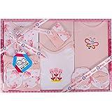 Baby Grow 13-Piece Mini Berry Gift Set (Pink)