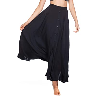 Body Glove Women's Lisa Cover Up Maxi Skirt at Women's Clothing store
