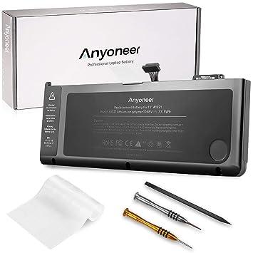 """Anyoneer A1321 batería del Ordenador portátil súper Capacidad de Apple MacBook Pro 15"""" A1321 A1286"""