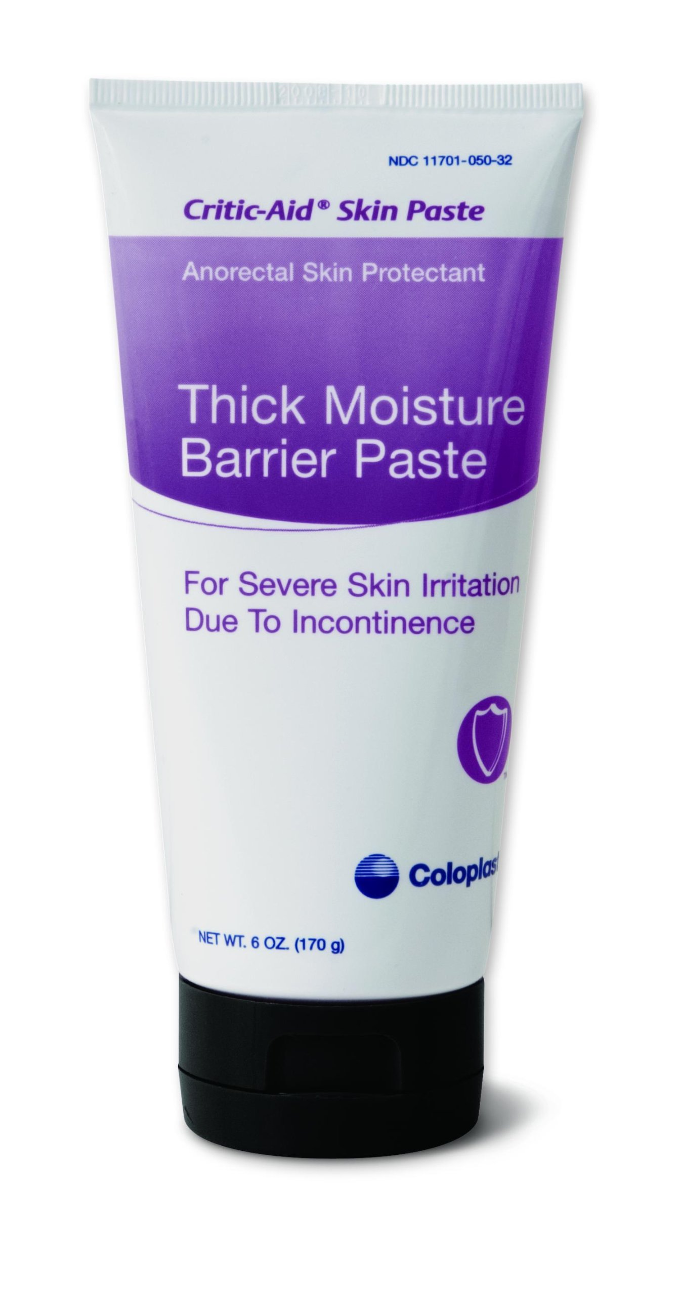 Critic Aid Skin Paste 6 oz. Tube/Qty 12 by Coloplast