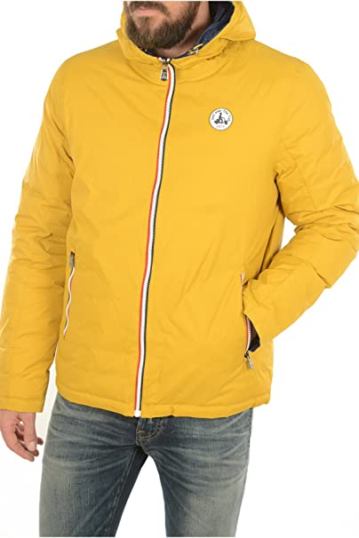 Jott - Chaqueta - para Hombre Amarillo XL: Amazon.es: Ropa y ...