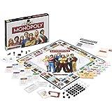 The Big Bang Theory Monopoly Board Game