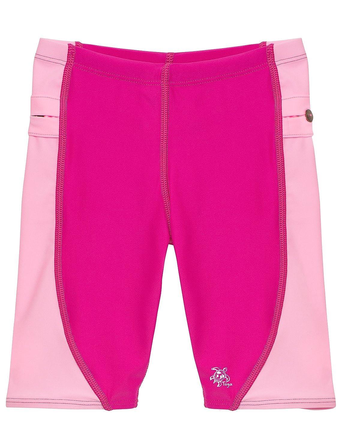 Tuga Girl's Snorkeling Jammer, UPF 50+ Sun Protection Swim Short