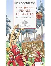 Finale di partita. Basket league