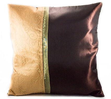 Outstanding Amazon Com Narphosit 16X16 Inchs Gold Aurora Throw Pillow Beatyapartments Chair Design Images Beatyapartmentscom